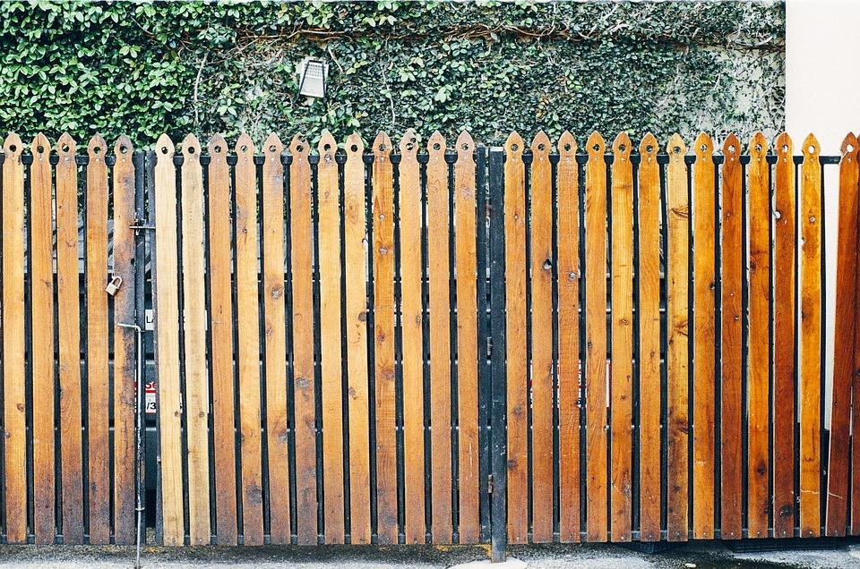 Zaun Holz Bretter Kostenloses Foto Auf Pixabay