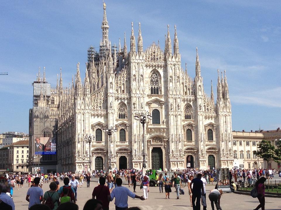 Mailand dom architektur kostenloses foto auf pixabay for Architektur mailand