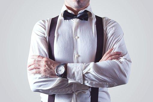 Man Dress Shirt