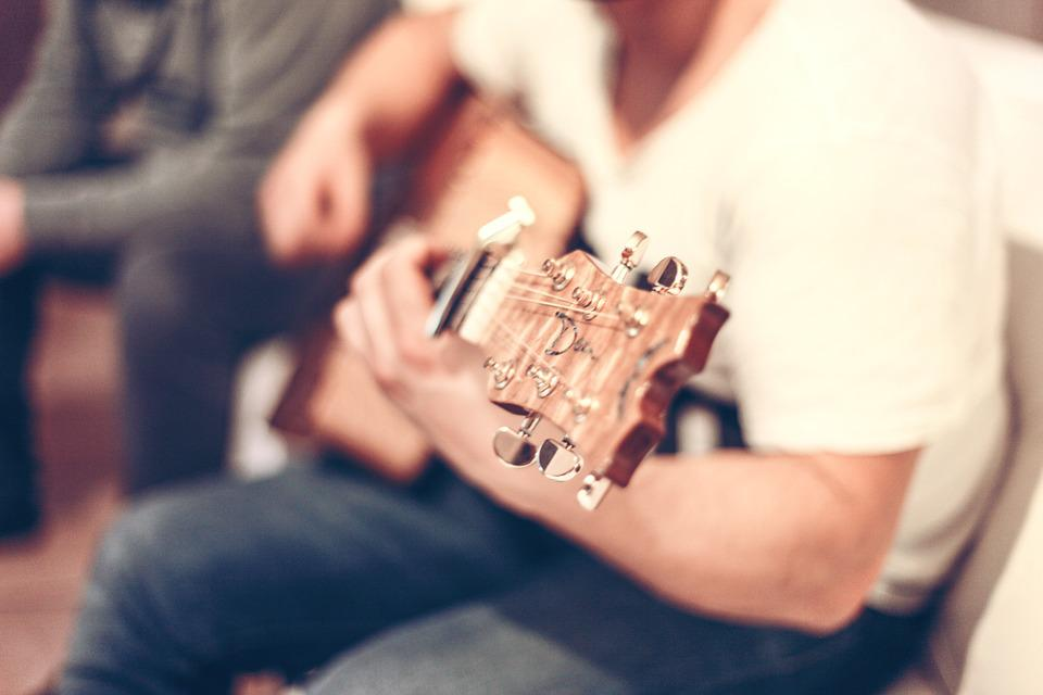 Chord Charts Guitar: Free photo: Guitar Guitar Player Man Player - Free Image on ,Chart