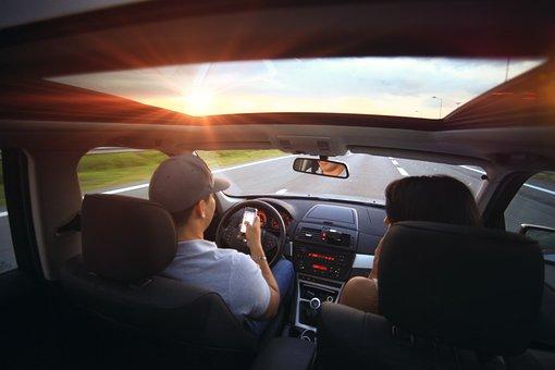 De Conduire, Voiture, Automobile, Pilote