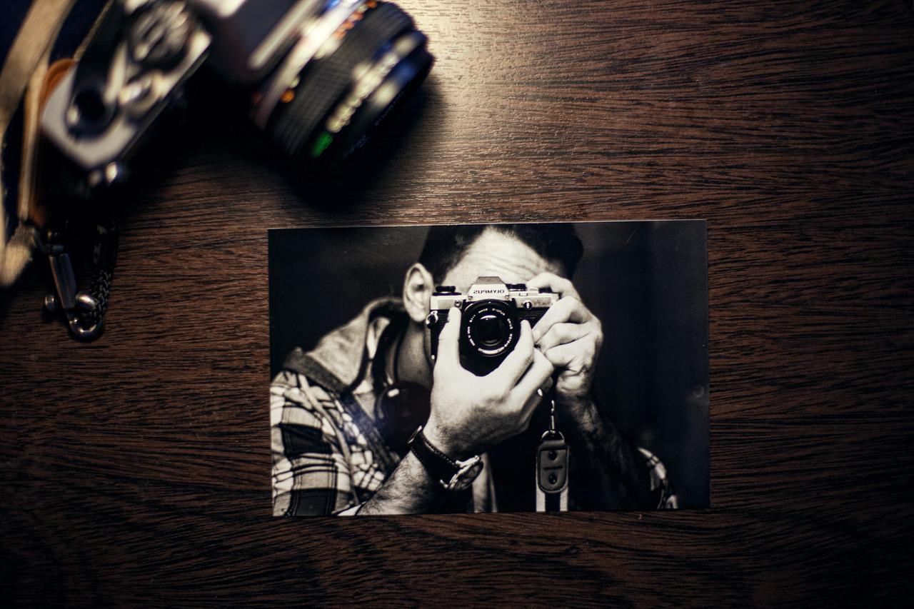 cameras and photography essay It's time to stop talking about photography for obvious commercial reasons camera manufacturers are careful to reconstruct the digital image in a form that.