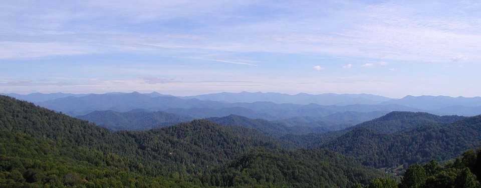 Free photo: Blue Ridge, Mountains, Appalachian - Free ...