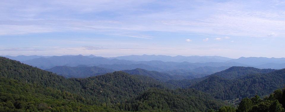 Free photo: Blue Ridge...