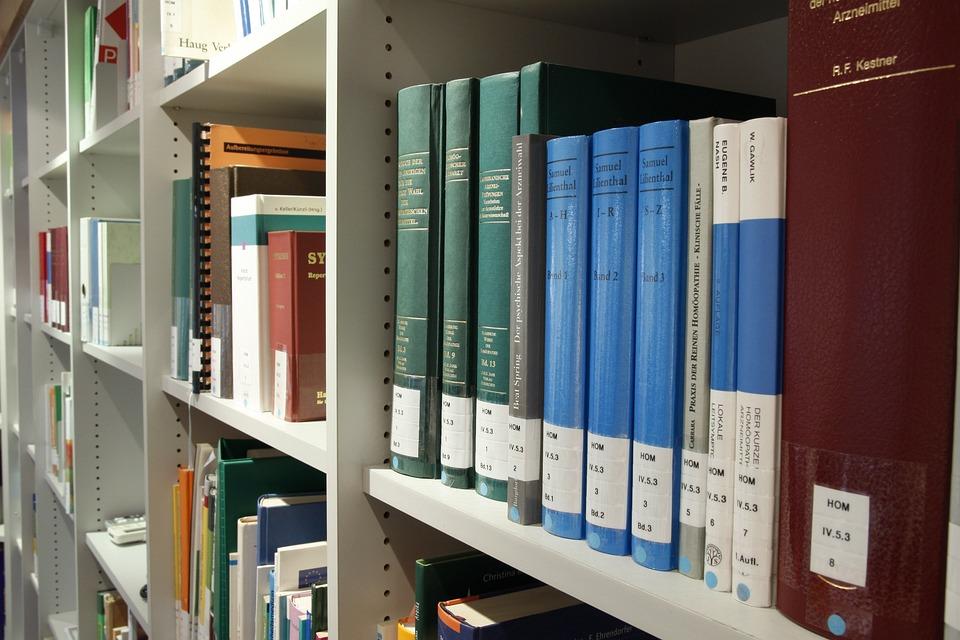 Boeken, Wetenschap, Plank, Bibliotheek, Boek, Lezen