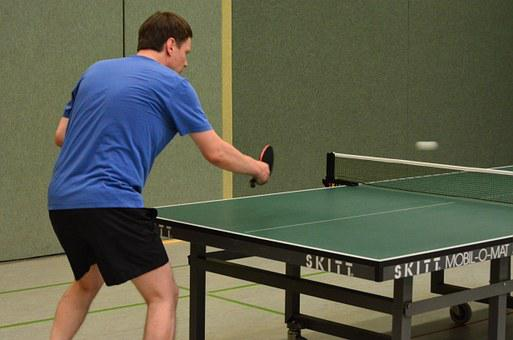 Table Tennis, Ping-Pong, Sport