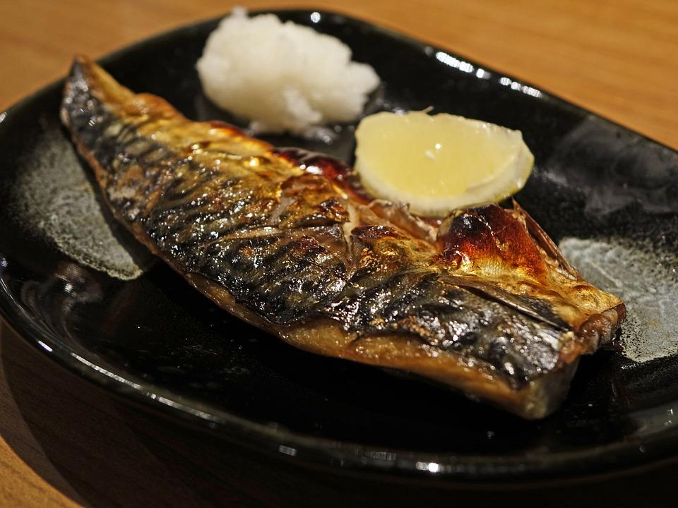 Fish Lemon Saba Mackerel · Free photo on Pixabay