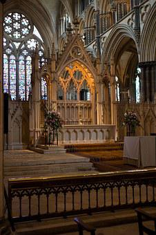 High Altar, Lincoln Cathedral