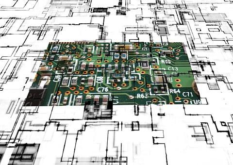 Board Circuit Control Center Technolo