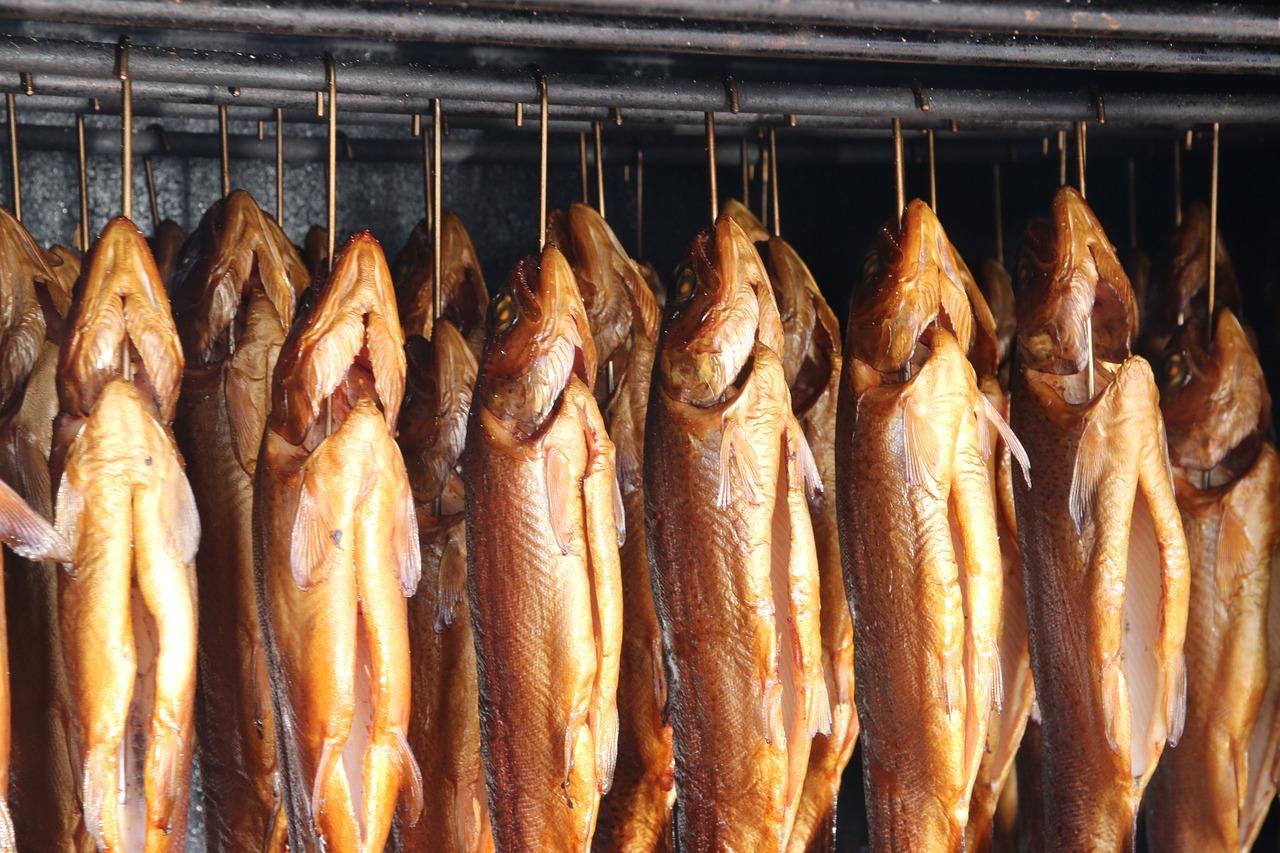 Копчение - горячее копчение мяса в 13