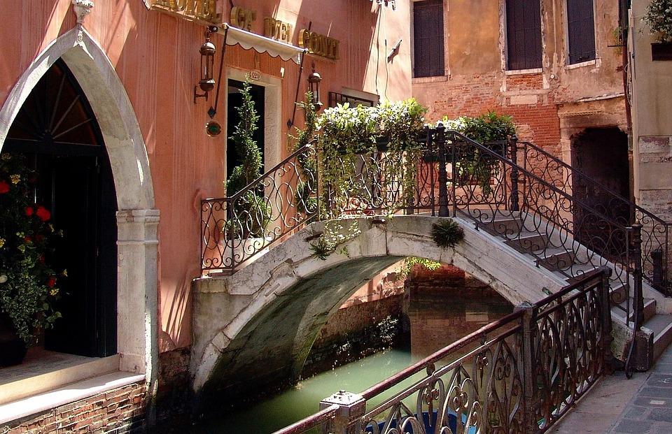 Visite guidée Venise en français - Canal venise