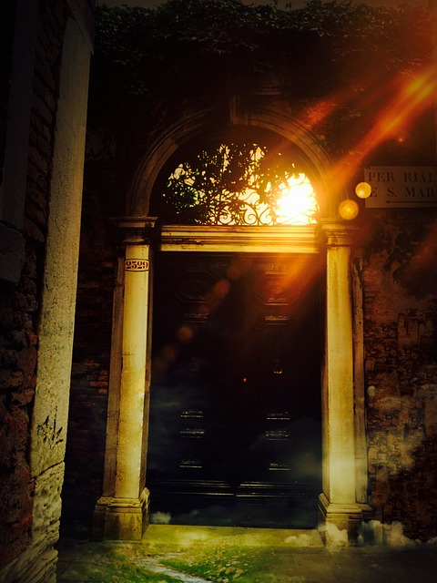 Door Mystical Magical 183 Free Photo On Pixabay