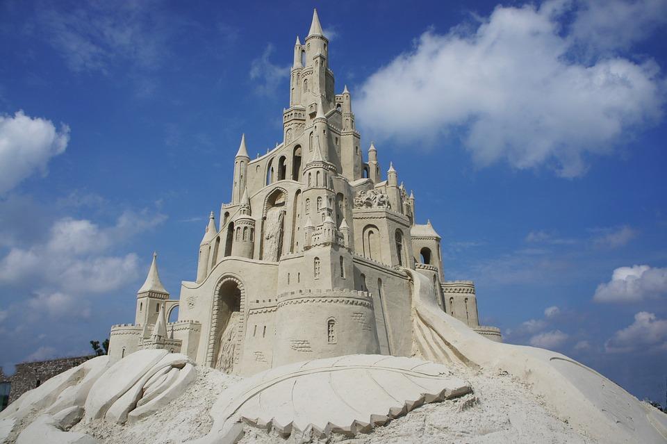 Castle Sand Sculpture 183 Free Photo On Pixabay