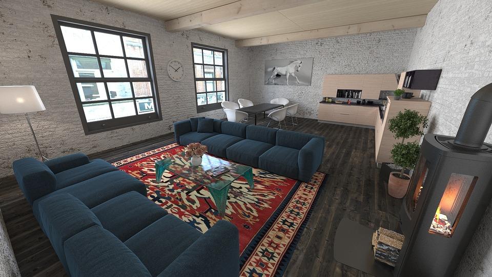 Zimmer design  Kostenloses Foto: Wohnung, Zimmer, Design, Dekoration ...