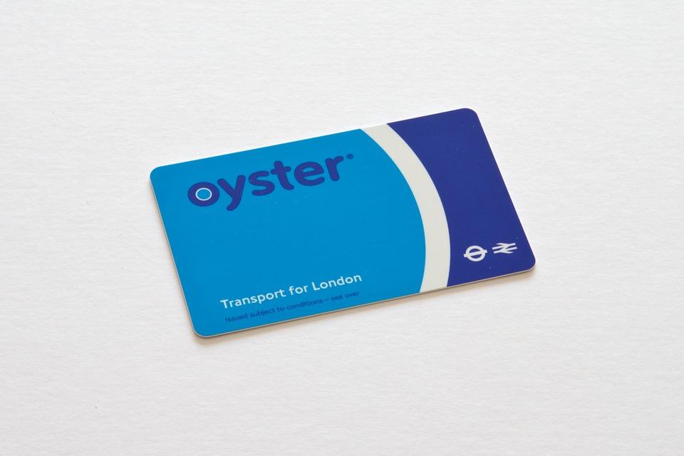 旅行カード、オイスター、ロンドン、輸送、旅行、プラスチック