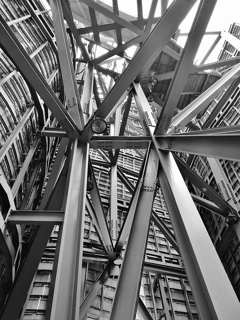 Architecture Iron Steel 183 Free Photo On Pixabay