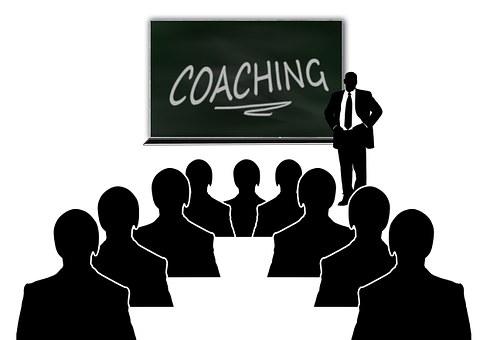 スピーカー, トレーニング, コーチング, ボード, 学校, 講義, セミナー