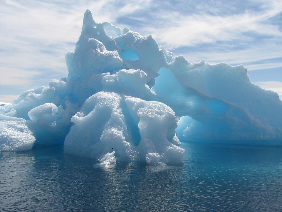 Arctic Iceberg Blue - Free photo on Pixabay