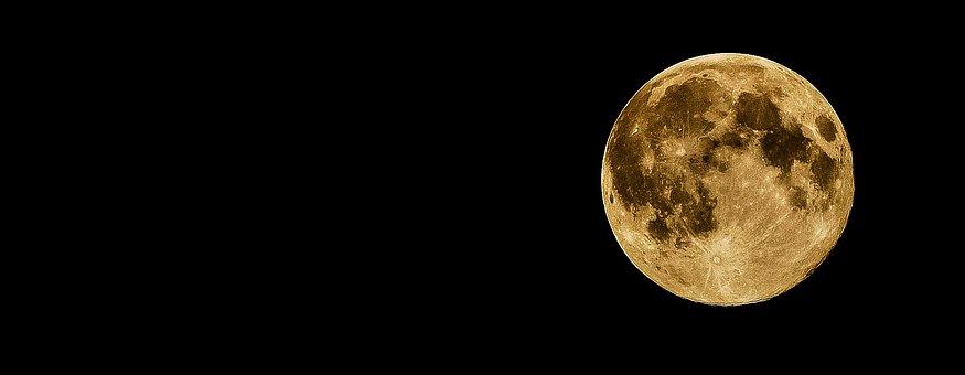 月, 満月, 泊, 暗い, 月の, 月光, 天体, 天体オブジェクト, 天文学