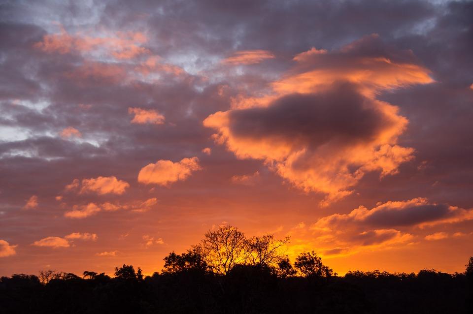 Photo gratuite coucher de soleil ciel rose image gratuite sur pixabay - Coucher de soleil rose ...