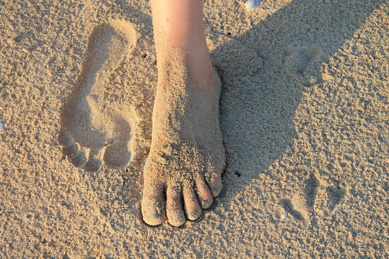 梦见自己的脚特别脏 女人梦见自己脚很脏