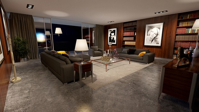 Exterior: Room Apartment Interior Design · Free Photo On Pixabay