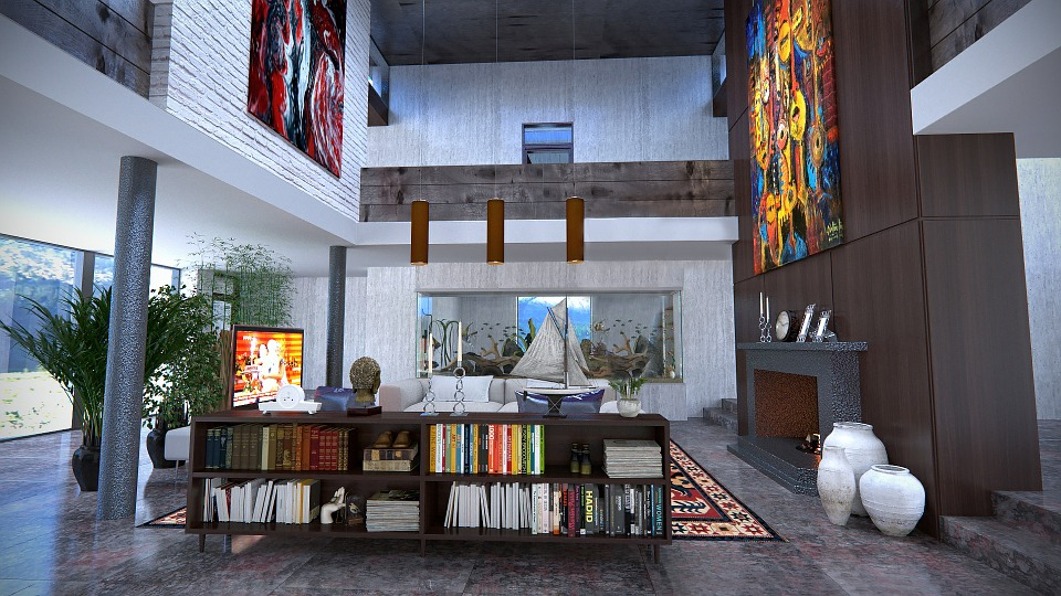 Design Room Interior Free photo on Pixabay