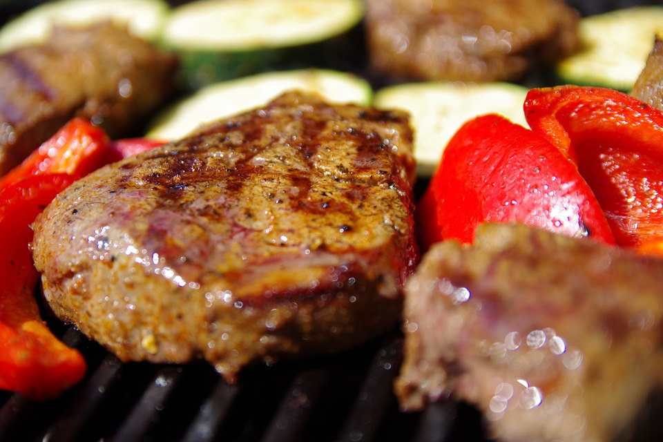 Grilling Steaks Time Chart: Free photo: Grill Steak Barbecue Meat Bbq - Free Image on ,Chart