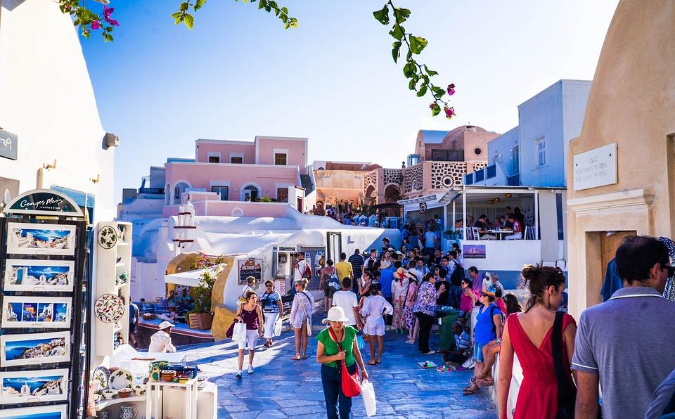 Foto gratis: Turistico, Oia, Santorini, Grecia - Immagine ...
