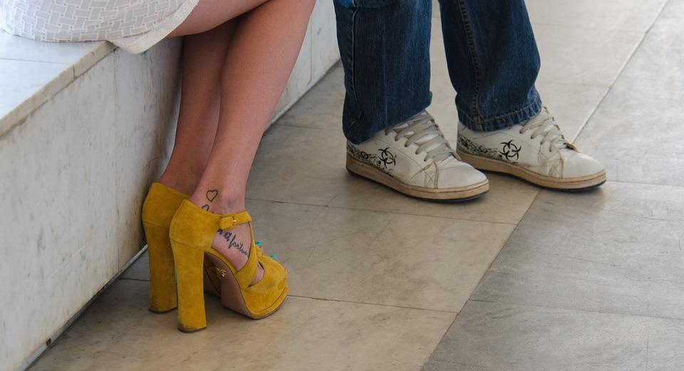 276b6319358 Πόδια Παπούτσια Γυναίκες - Δωρεάν φωτογραφία στο Pixabay