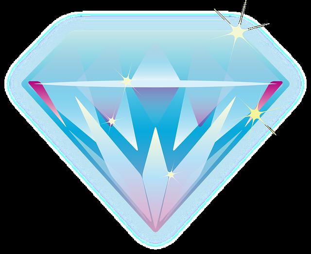 Free Vector Graphic Diamond Jewel Gem Stone Luxury