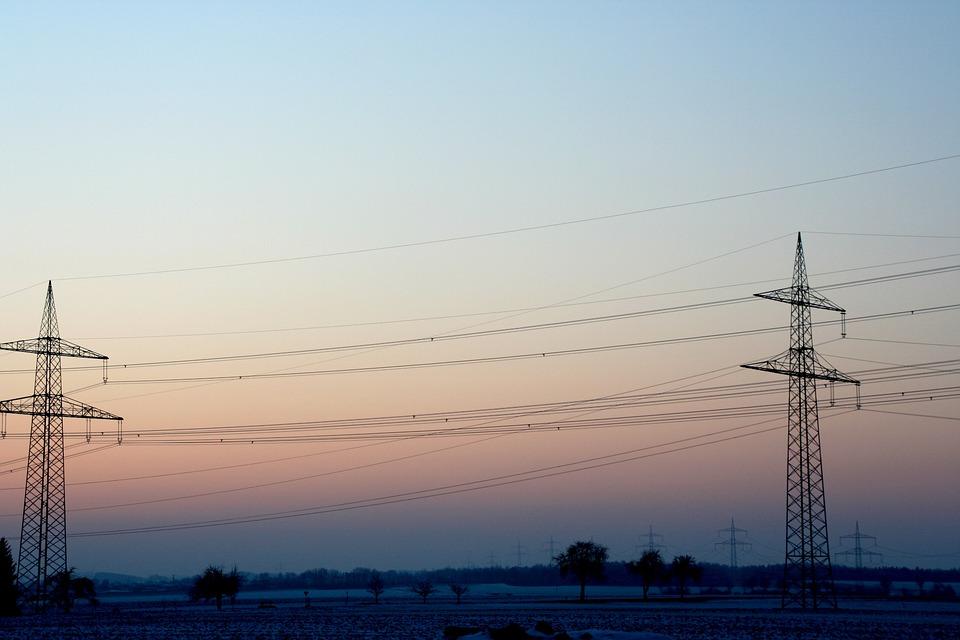 Strommasten Hochspannungsleitung · Kostenloses Foto auf Pixabay