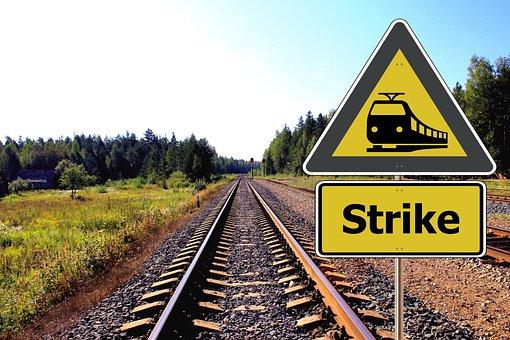 Schiene, Zugverkehr, Bahn, Fahrplan