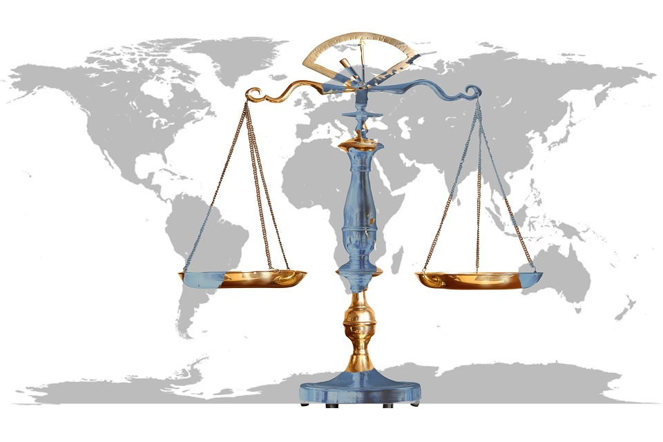 Law, World, Legal, Symbol, Global, Justice, Globe