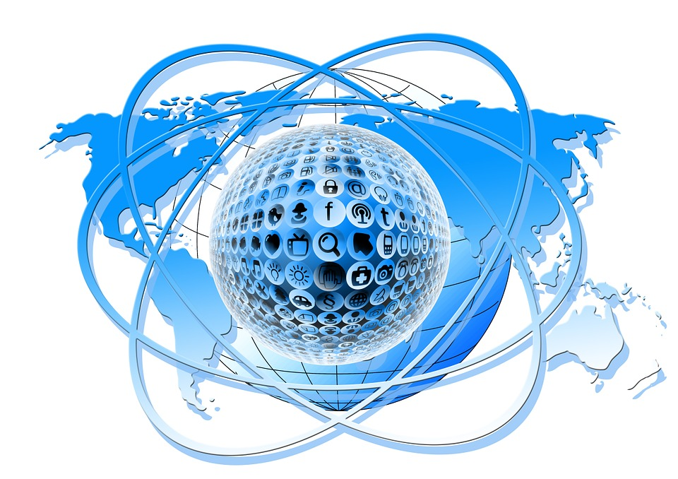 ball networks internet social social network logo