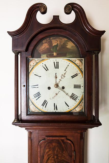 Clock Grandfather Pointer 183 Free Photo On Pixabay