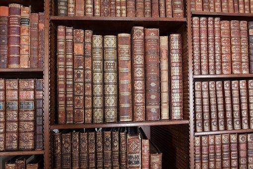 Biblioteka, Książki, Wiedzieć
