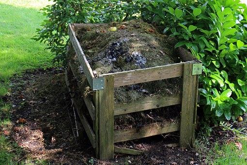 Composting, Garden, Waste, Bio, Nature