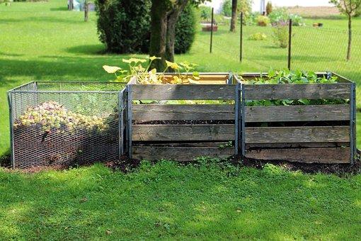 Compost Garden Waste Bio Nature Garden Hel