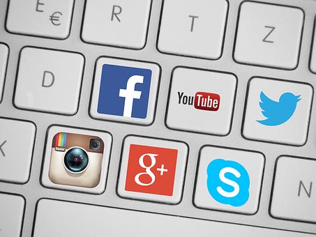 社会的なメディア, メディア, 社会, Facebook, Youtube