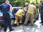 extrication, accident, rescue