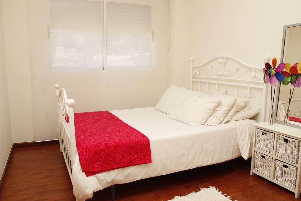 Slaapkamer harmonie decoratie · gratis foto op pixabay