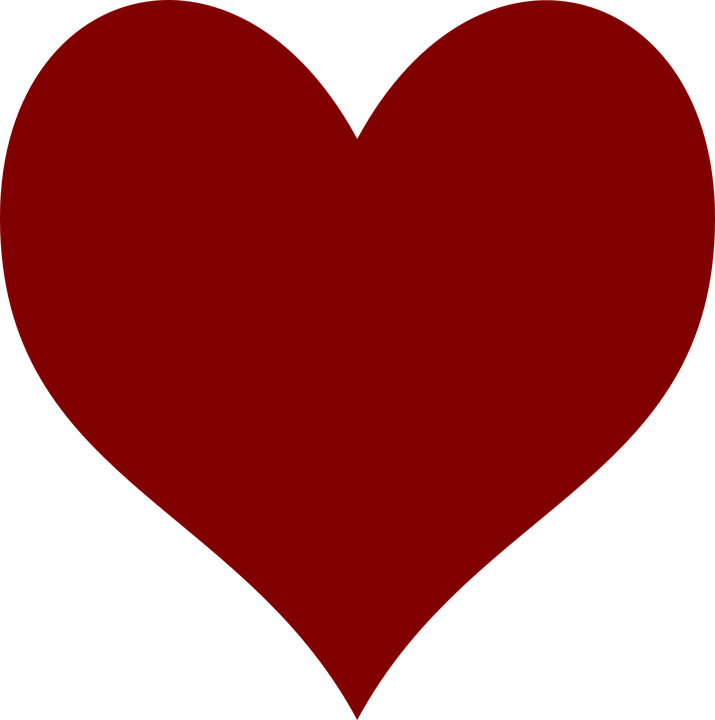 heart love together 183 free vector graphic on pixabay