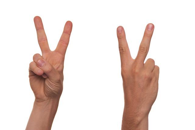 V hands forex