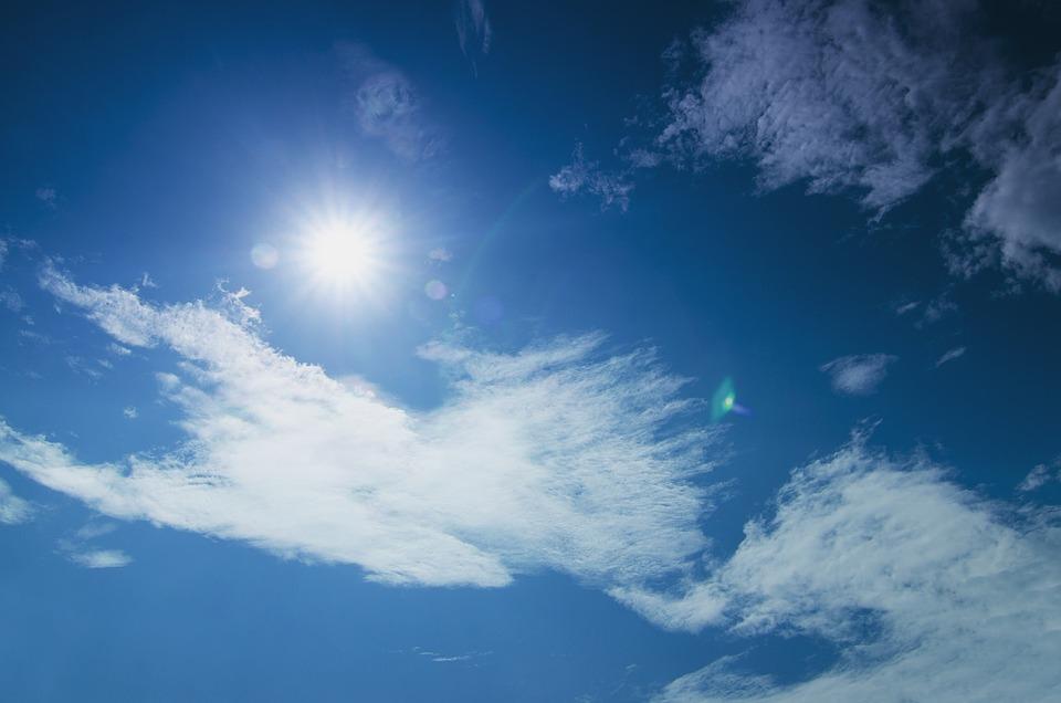 sunlight sky daylight free photo on pixabay
