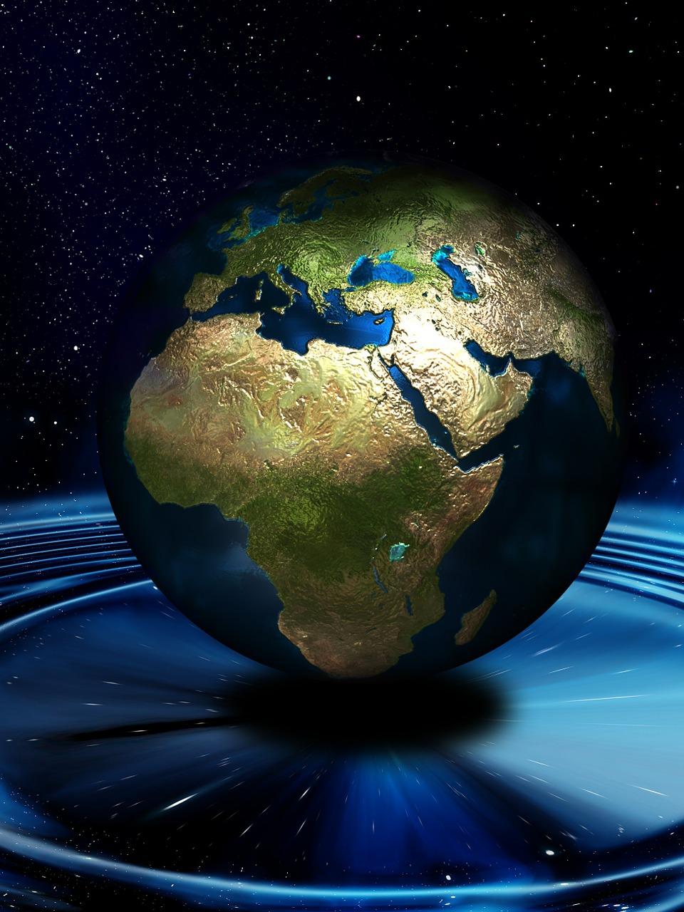 Картинки земли в будущем