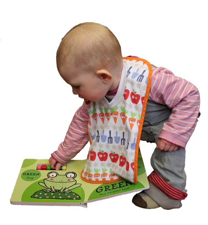 Little Reader | Teach Baby How to Read | Baby Reading Program