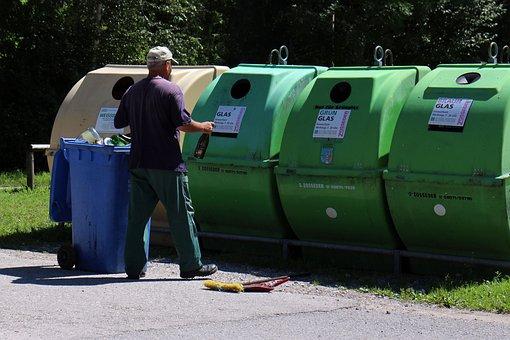 Des Déchets, Verre, Le Recyclage