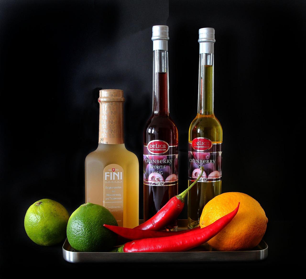Vinegar for sugar wax without lemon
