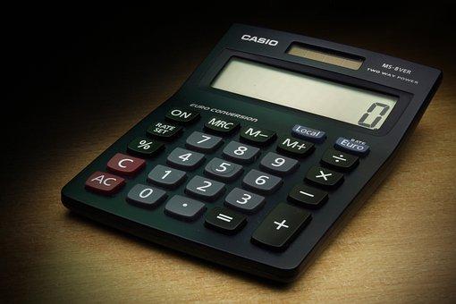 Calcolatrice, Il Calcolo Della, Casio